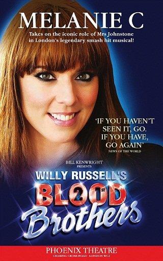 Mel C To Tour UK With Blood B
