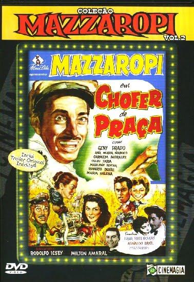 Baixar Torrent Mazzaropi: Chofer de Praça Download Grátis