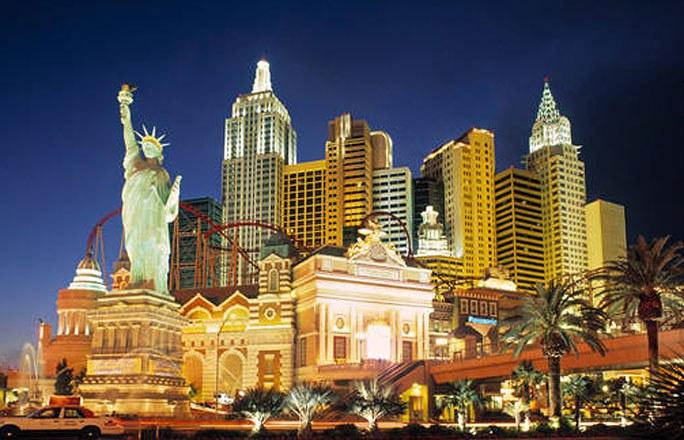 Sehenswürdigkeiten In Las Vegas