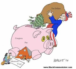 The Constitution As Interpretted by Kris: 27th Amendment ...27th Amendment Cartoon