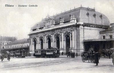 Skymino milano resti della stazione centrale - Stazione porta vittoria milano ...