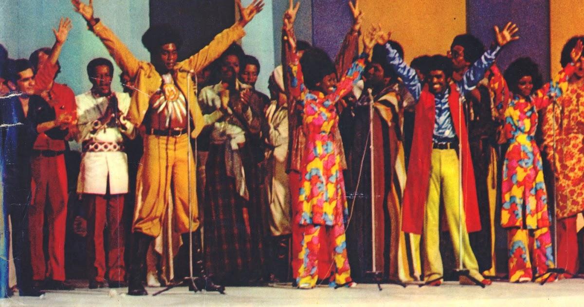 Festivais da Canção: BR-3 e Tony Tornado - 1970