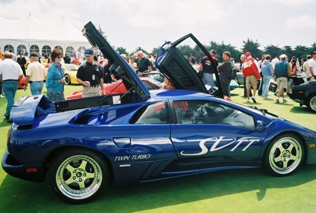 The Undisputed Champ World S Fastest Lamborghini 1998