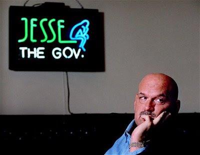 jesse ventura, wrestler, governor, Minessota