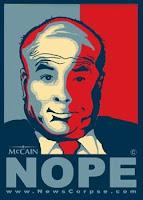 mccain nope parody poster