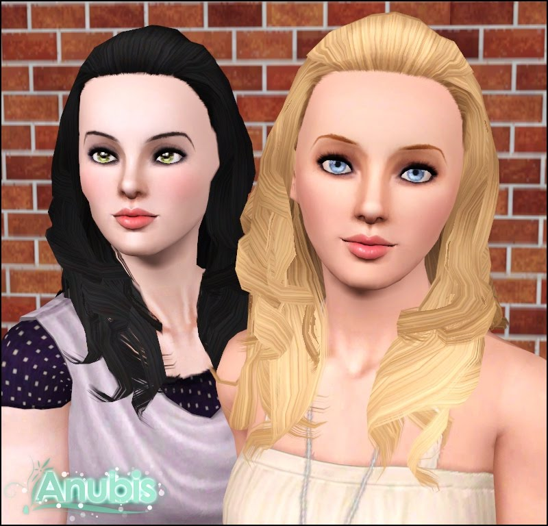 Sims 3 Store Long Hair With Veil Hair – Jerusalem House