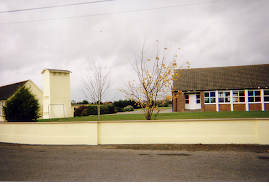 This is what our school used to look like before our extension and refurbishment in 2004.