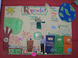 These are some of the posters in our Green Schools Competition!