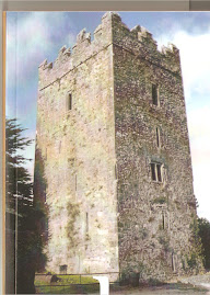 Clara Castle is near our school.