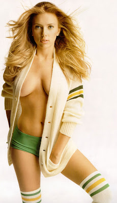 Payudara Scarlett Johansson