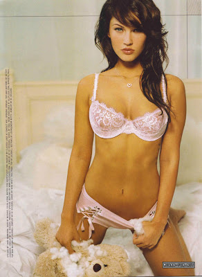 Payudara Megan Fox