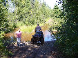 4 Wheeler trail