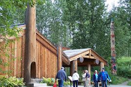 Eyak/Tlingit/Haida/Tsimshian house