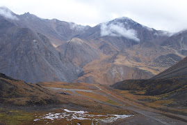 Atigun Pass ~ Brooks Range ~ Alaska