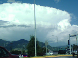 Storm over Bridger's