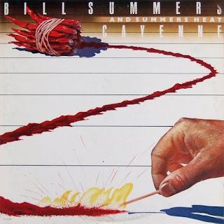 BILL SUMMERS - 1977 / 1978 / 1979