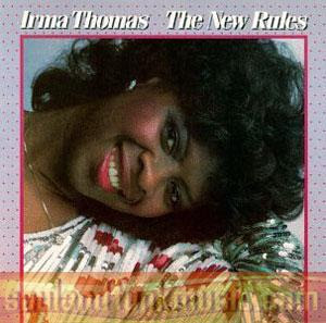 IRMA THOMAS / 1986 / THE NEW RULES