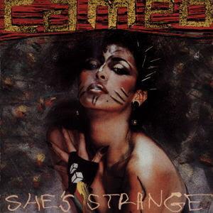 Cover Album of CAMEO - 1984 - She's strange