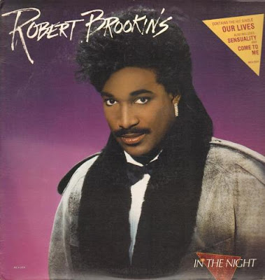 Robert Brookins - In The Night (1987)