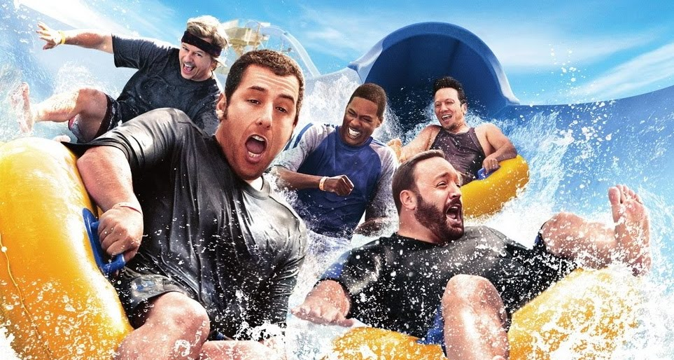 Joe On Film: Grown Ups - Reviewed