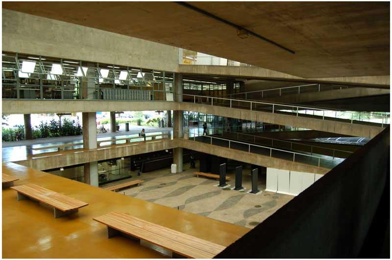 CHAPELIZOD Sao Paulo School of Architecture Vilanova Artigas