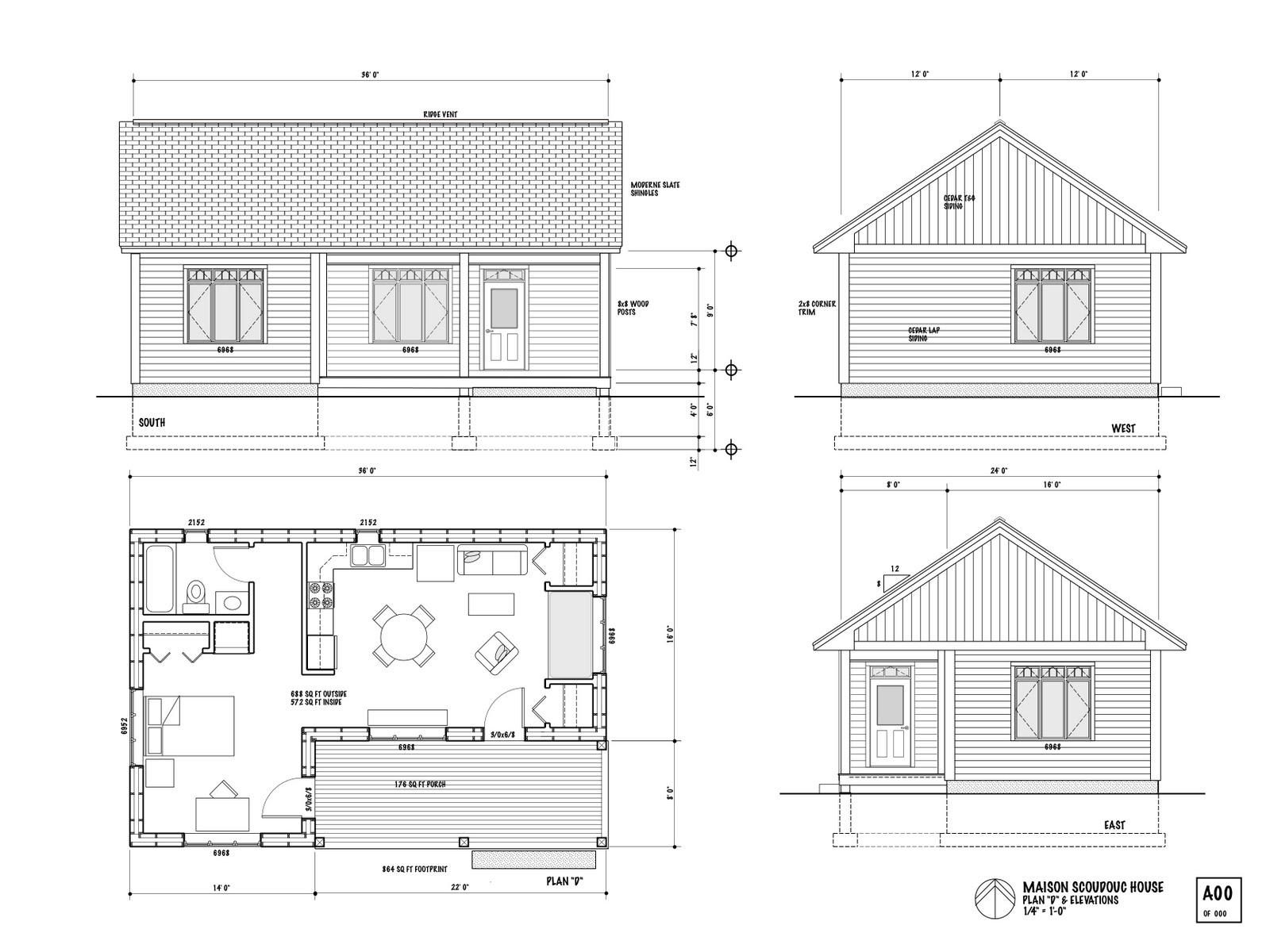 Nb superinsulated house for Window sizes for homes