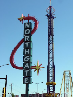 Northgate Shopping Center, Aurora, IL | Rebecca Kilbreath