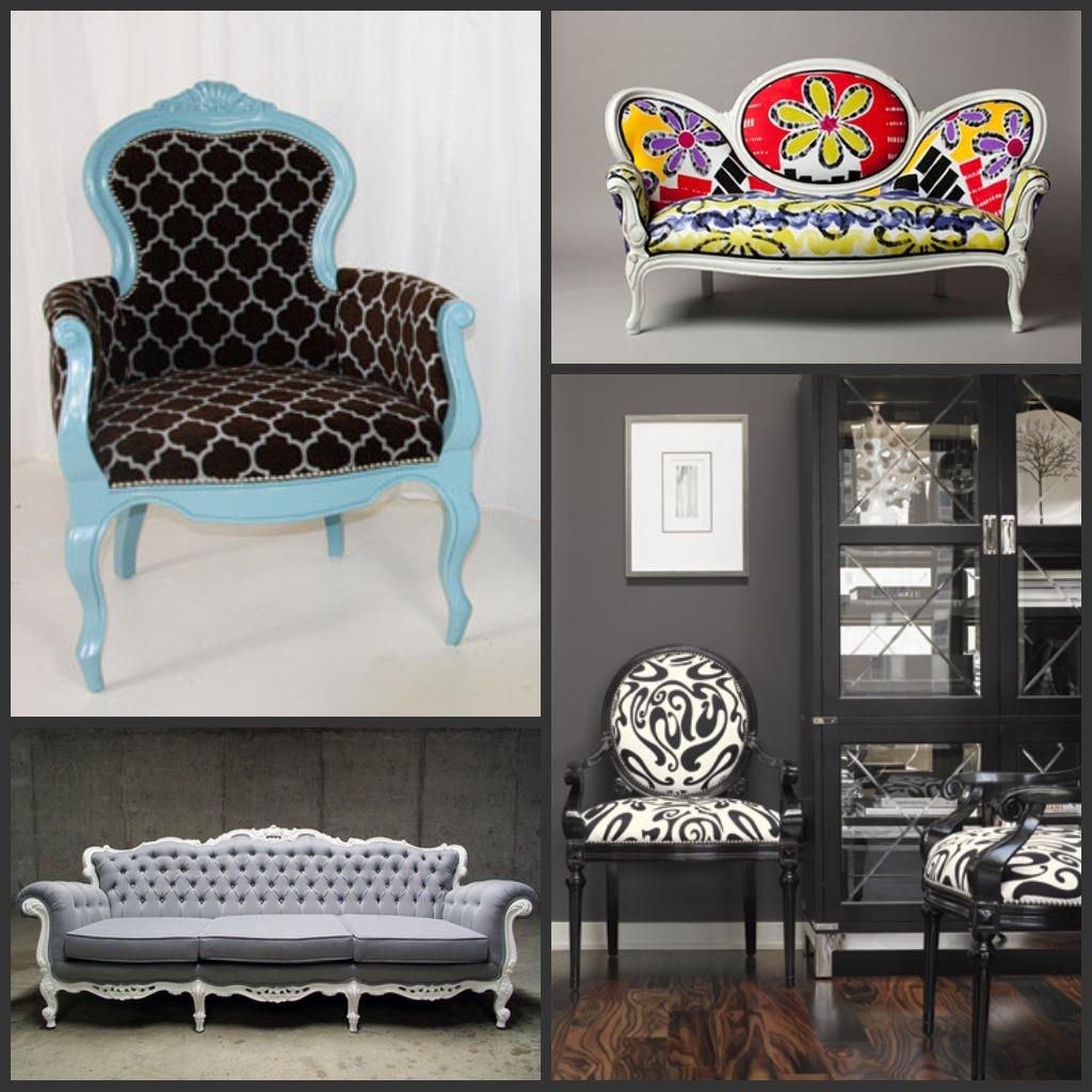 Stuff I Love: Modernizing Victorian Furniture