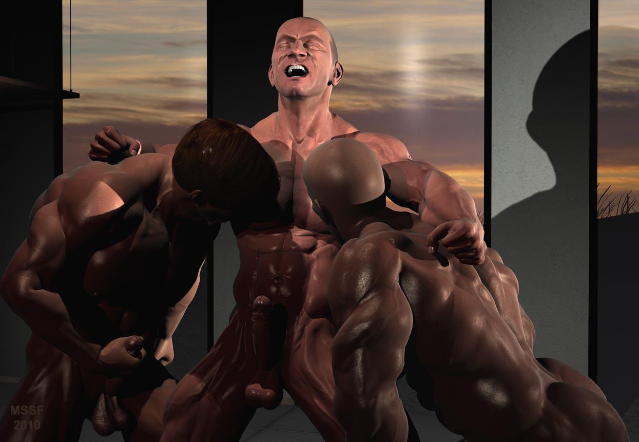 Musclematt Gay Porn muscle matt gay erotic art gay fetish xxx | free download