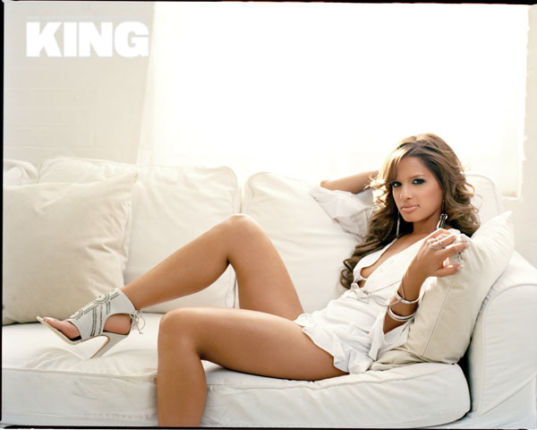Rocsi Pictures - Rocsi Photo Gallery - 2012 - Rocsi Images    King Magazine Women