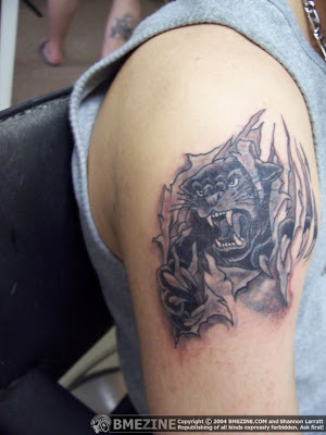Find and buy the panther tattoo design that's perfect for you.