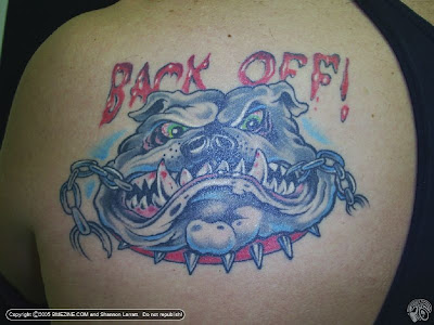 Tattoo Done By: Jon McAffee @ Oni Tattoo. Photobucket oni tattoo