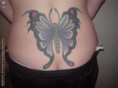 Tribal butterfly tattoo designs have become a significant favorite among