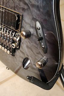 guitar corner ibanez s620exqm. Black Bedroom Furniture Sets. Home Design Ideas