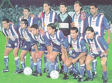 Campeon Conmebol 1999
