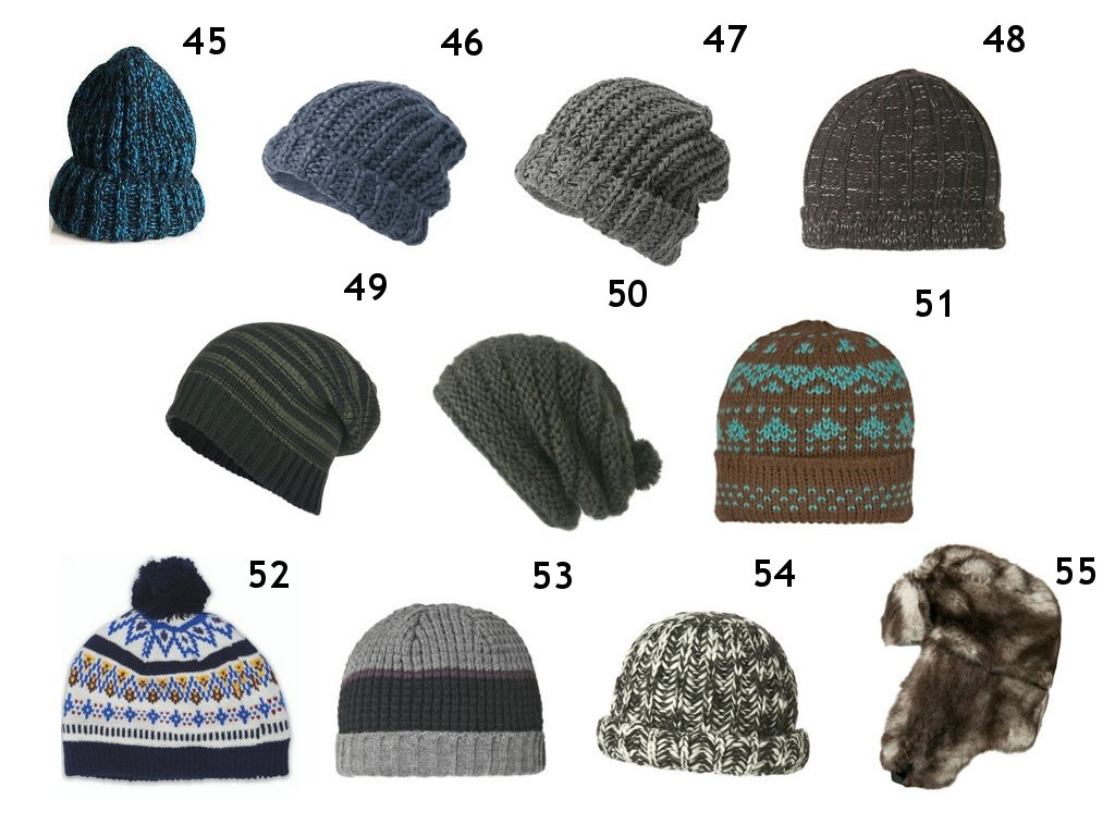 VIA TRIESTE 19  gorros cd446ebffab