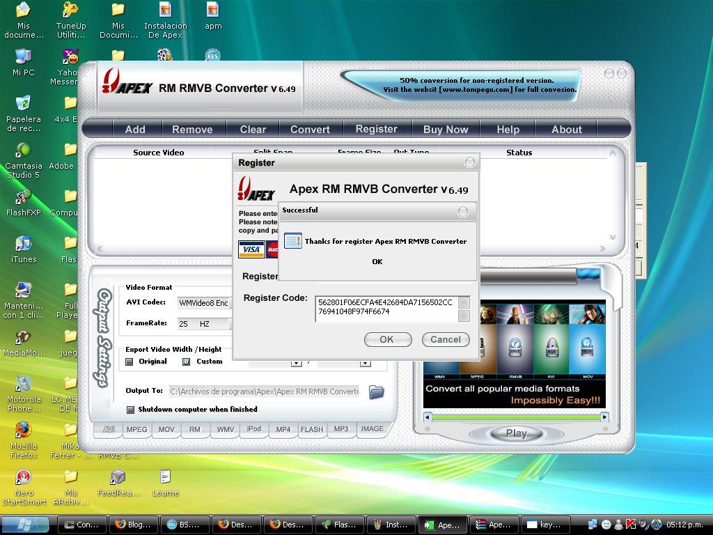 rmvb converter 2.0.55