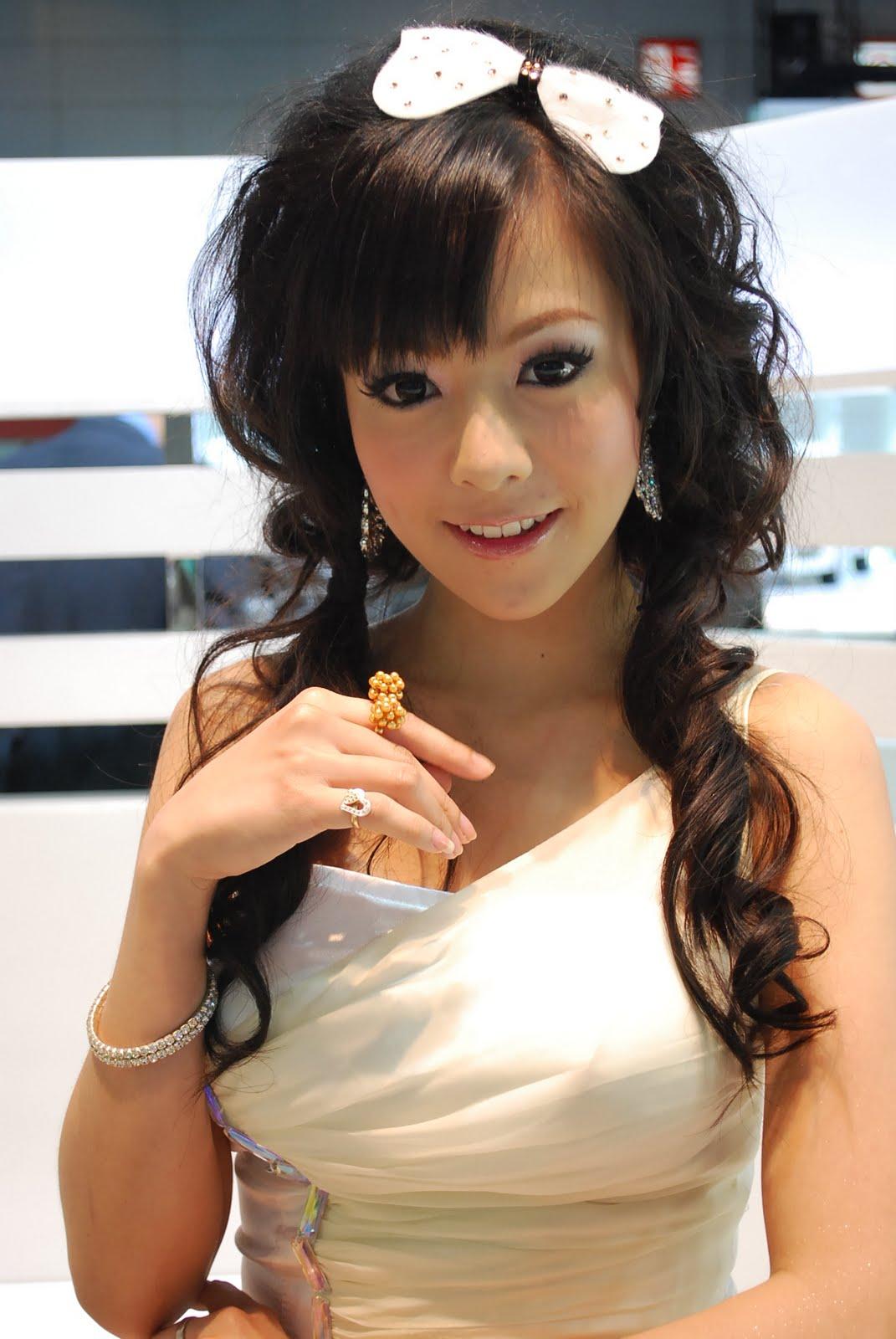 Sexy Cute Thai Girl