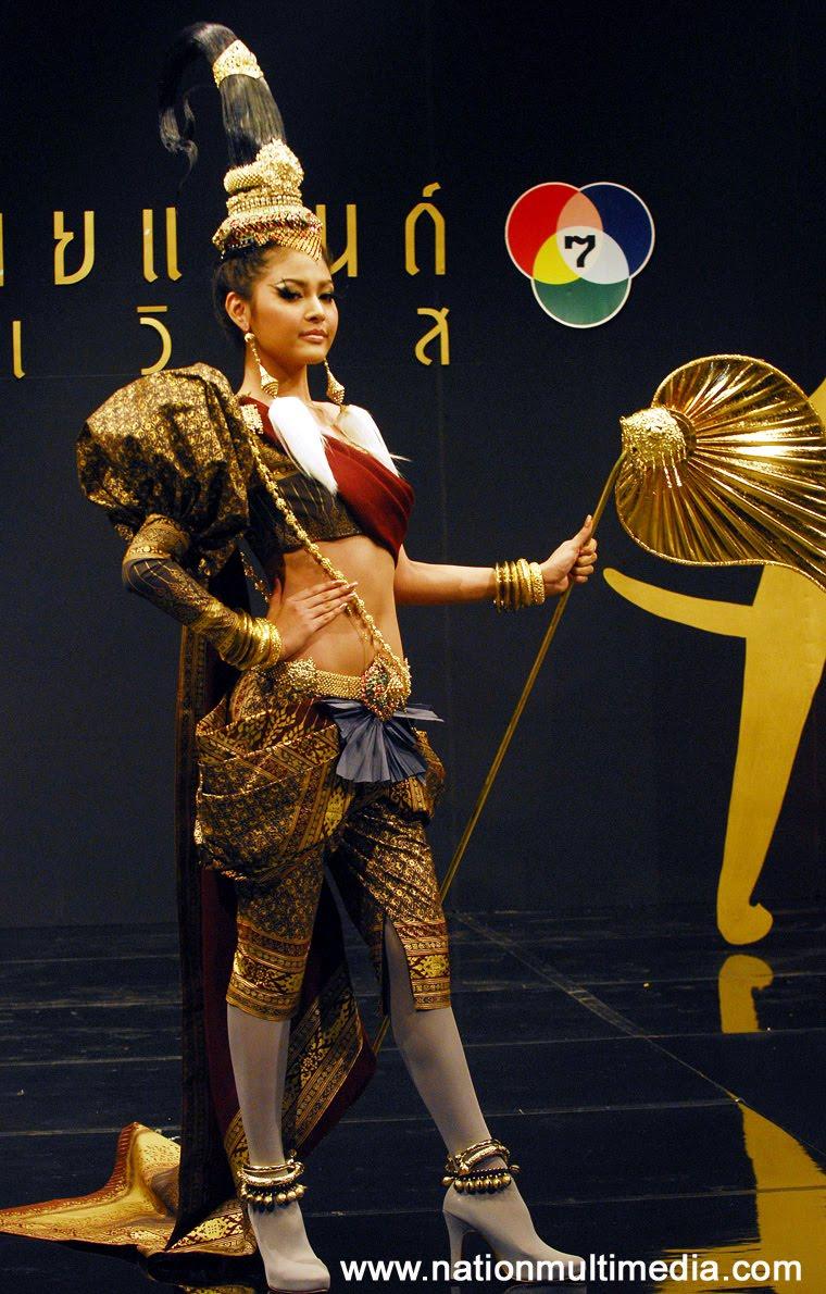 Asian Cute Idol: Miss Thailand Universe 2010, Fonthip ...