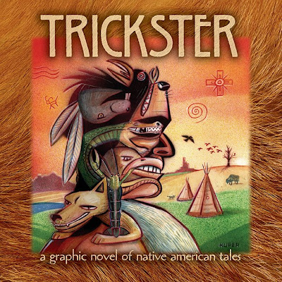 The native american trickster tales a