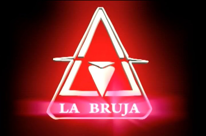 Logo La Bruja
