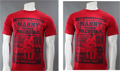 6185560c5f71 Nike Philippines suits up Pacquiao fans with the introduction of new Manny  Pacquiao inspired Tees – Nike Pride