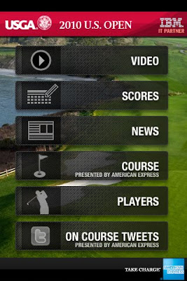 us open championship iphone app