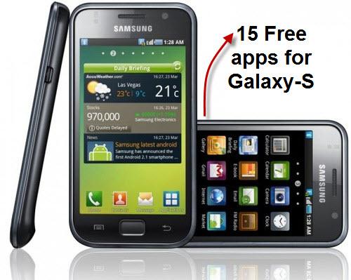 gratis apps samsung