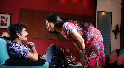 Nag with anushka