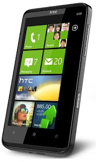 HTC HD7 Free applications