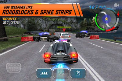 nfs hot pursuit iPhone