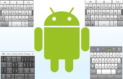 android keyboard applications