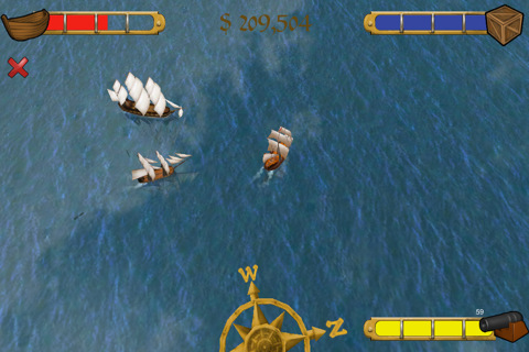 Age of Wind iPhone Game