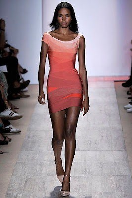 a1ffa77c0b191 But Azria couldn t have ONLY put the bandage dress in this show